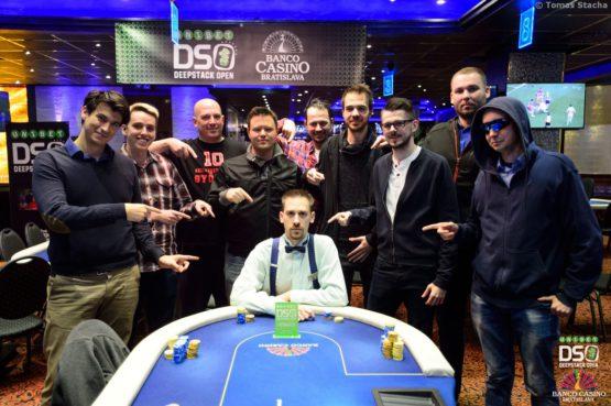 Deepstack Open 2017 Live Poker Tournaments