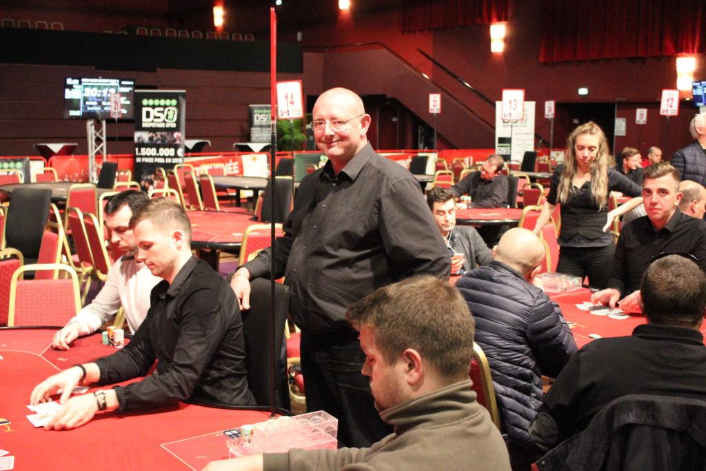 Tournoi de poker au casino de saint amand les eaux 5 card poker winning hands